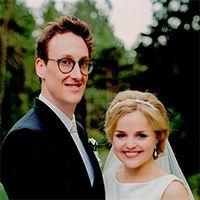 Theresa und David